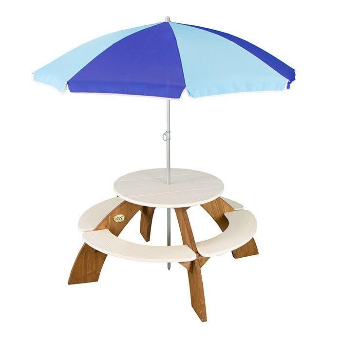 AXI Table de pique-nique ronde pour enfant - Orion