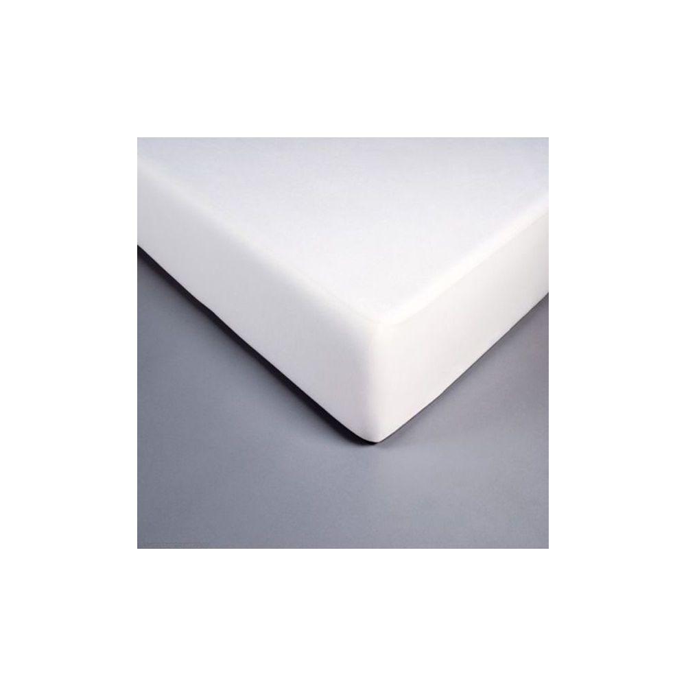 Protège matelas imperméable 160 x 200 drap housse anti acariens