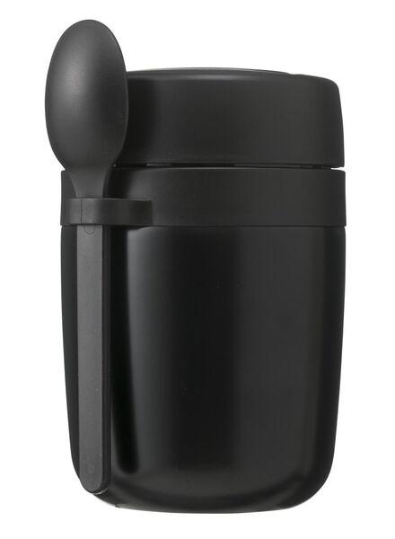 HEMA Mug À Soupe Et Nourriture (noir)