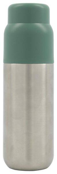 HEMA Bouteille Isotherme 500 Ml Inox/vert (vert)