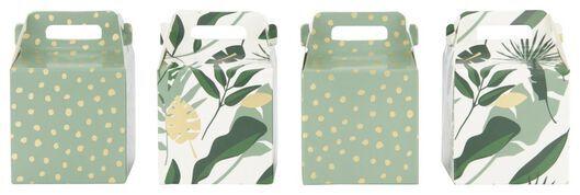 HEMA 6 Boîtes Cadeau - 5x5x7.5 En Carton