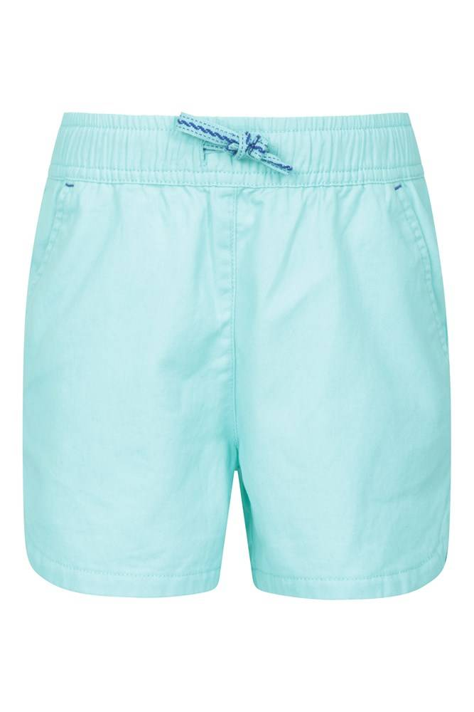 Mountain Warehouse Short Waterfall Enfants - Vert