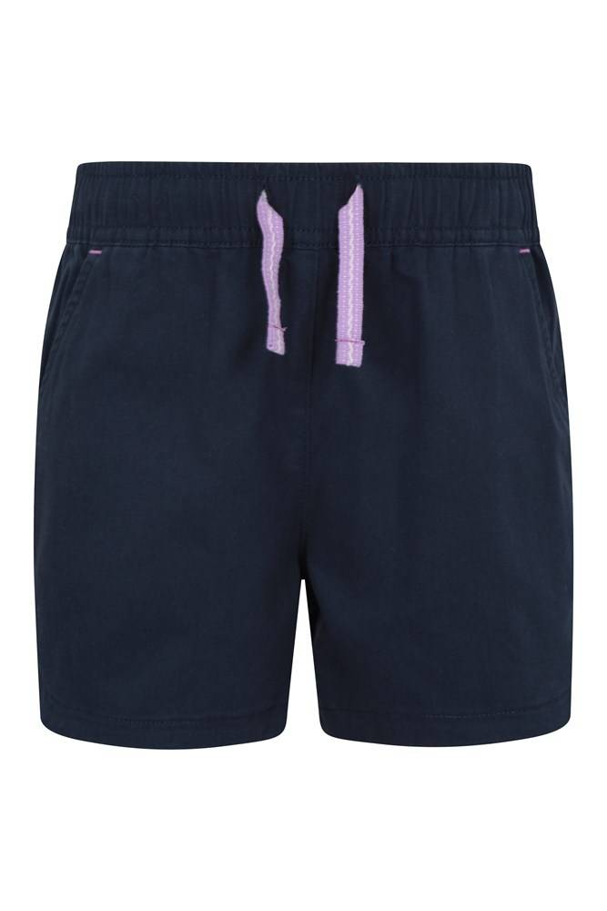 Mountain Warehouse Short Waterfall Enfants - Bleu Marine