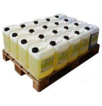 CHEFOOK Lot 17 Doses Détergent et 3 Doses Produit de Rinçage pour Lave-verres et Lave-vaisselle Professionnels
