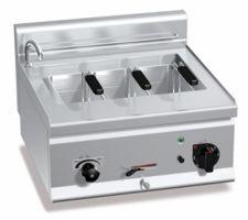 chefook cuiseur à pâtes Électrique À poser 25 litres profondeur 60 cm