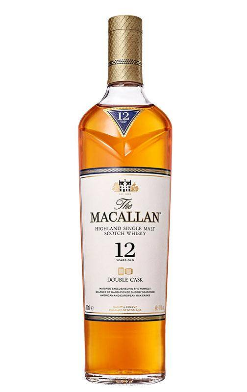 The Macallan Distillers The Macallan Double Cask 12 Ans