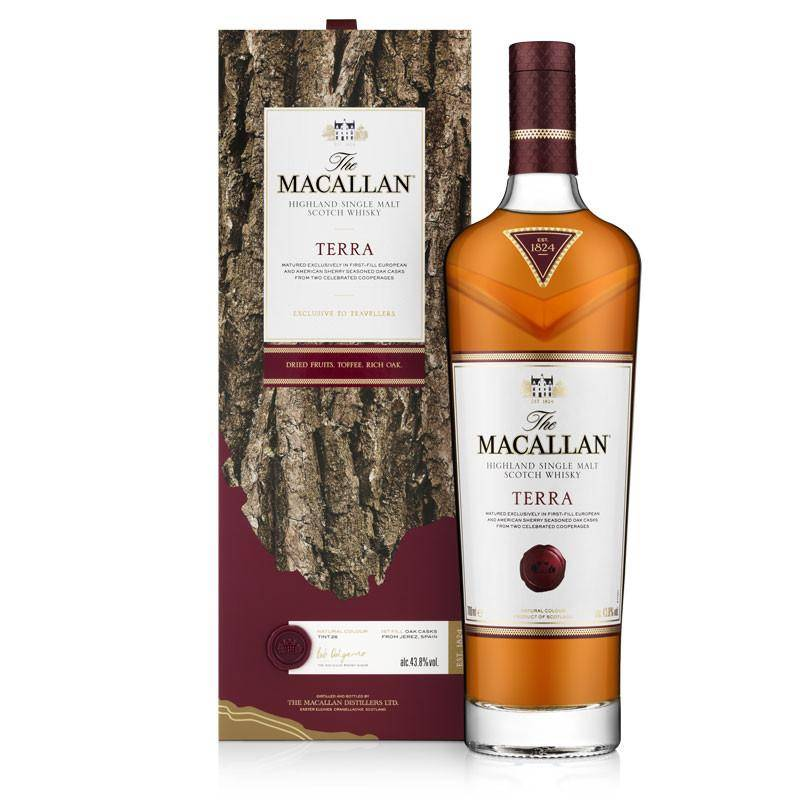 The Macallan Distillers The Macallan Terra