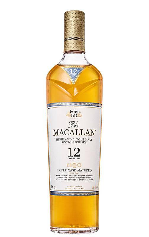 The Macallan Distillers The Macallan Triple Cask Matured 12 Ans