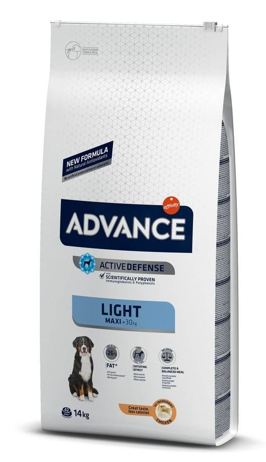 Advance Affinity Advance Chien Maxi Light Poulet et Riz
