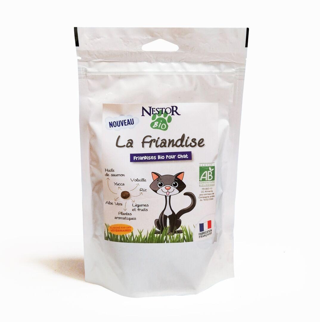 Nestor Bio Chat La Friandise