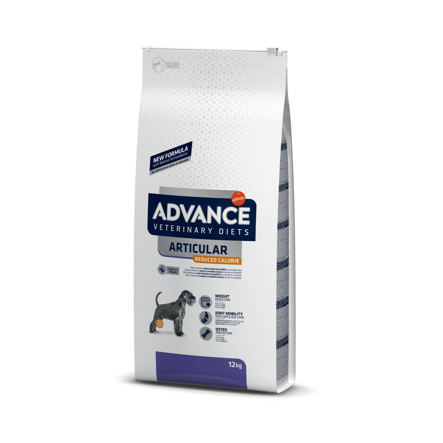 Advance Affinity Advance Veterinary Diets Articular Care Reduced Calories Chien