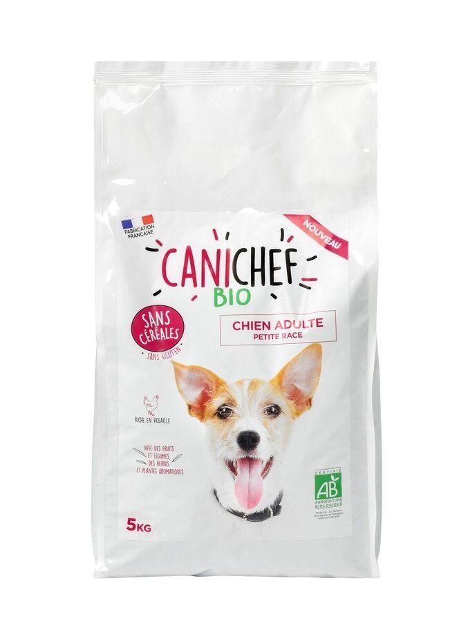 Canichef Bio Chien Petite Race Sans céréales