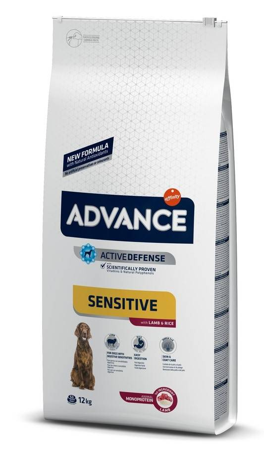 Advance Affinity Advance Chien Adult Sensitive Agneau Riz