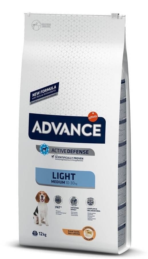Advance Affinity Advance Chien Medium Light Poulet et Riz