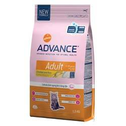 Advance Affinity Advance Chat Adulte Poulet et Riz