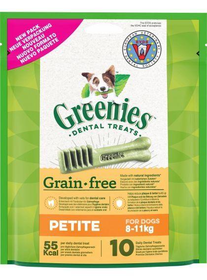 Greenies Bâtonnets Sans Céréales – Petit chien