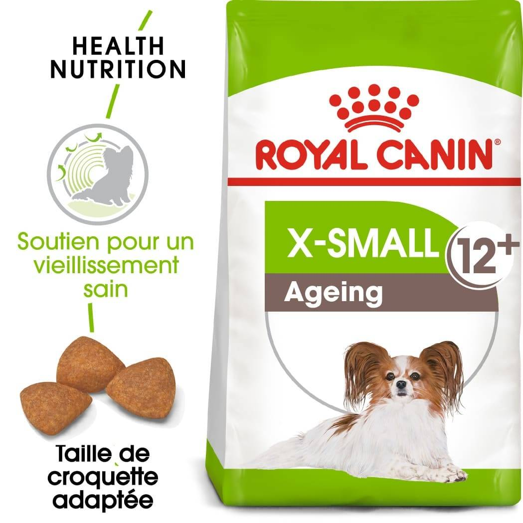 Royal Canin Chien X-Small Ageing +12