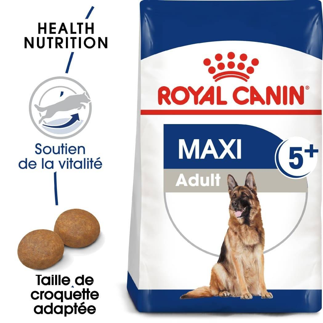 Royal Canin Chien Maxi Adult +5