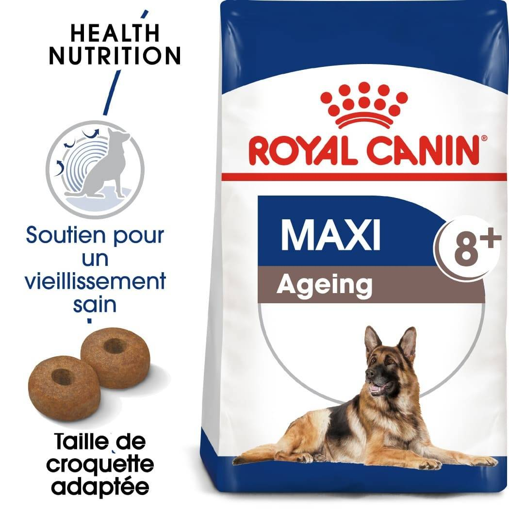 Royal Canin Chien Maxi Ageing +8