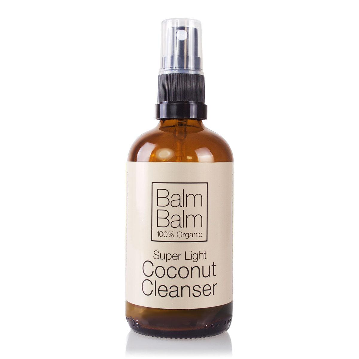 Balm balm Démaquillant à l'huile de coco