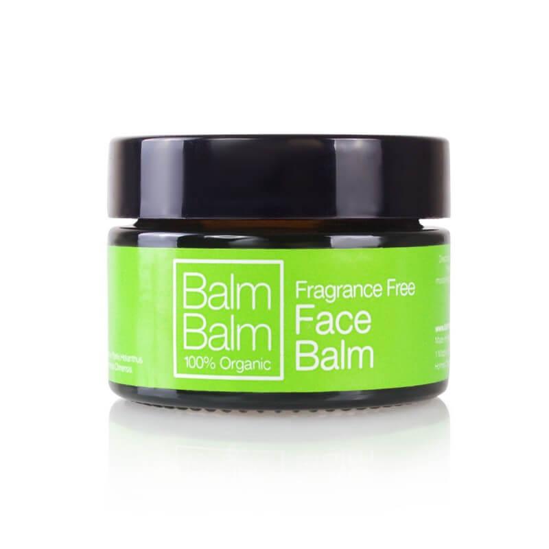 Balm balm Baume visage sans parfum