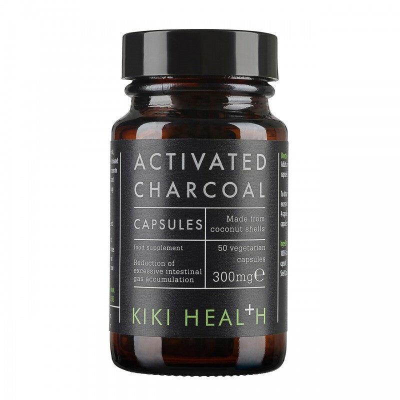 Kiki health Gélules de charbon actif