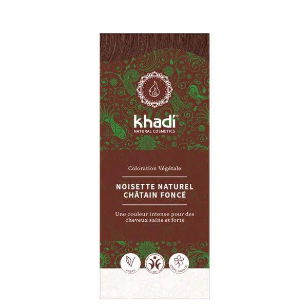 Khadi Teinture aux plantes noisette naturelle
