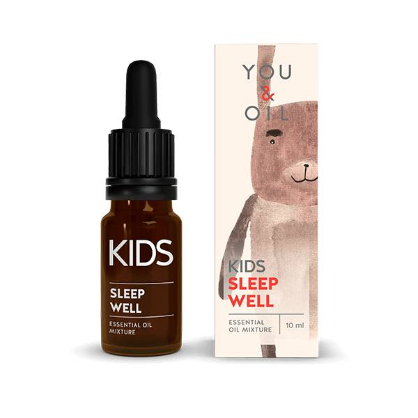Enfant - Complexe Sommeil Tranquille / KI Kids-Sweet Dreams