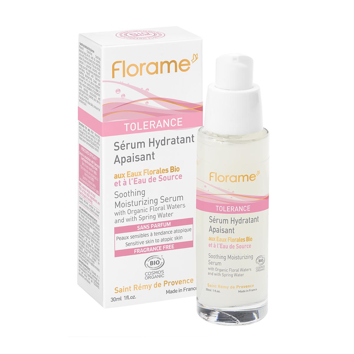 Florame Sérum hydratant apaisant Tolérance