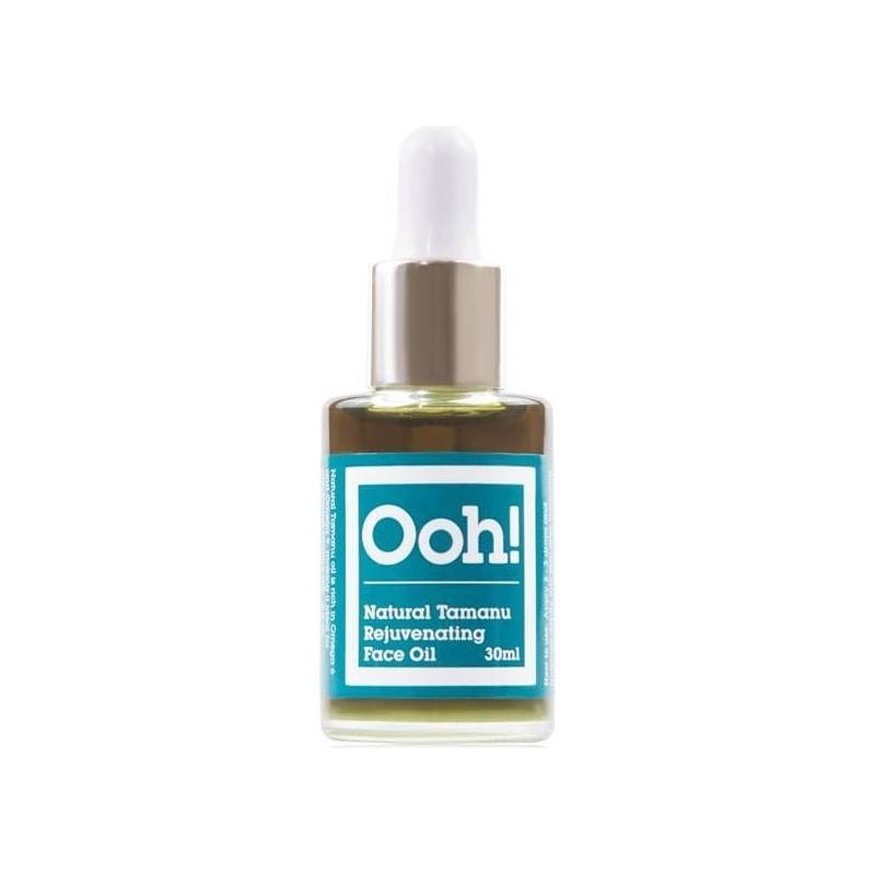 Oils of heaven Huile visage de tamanu