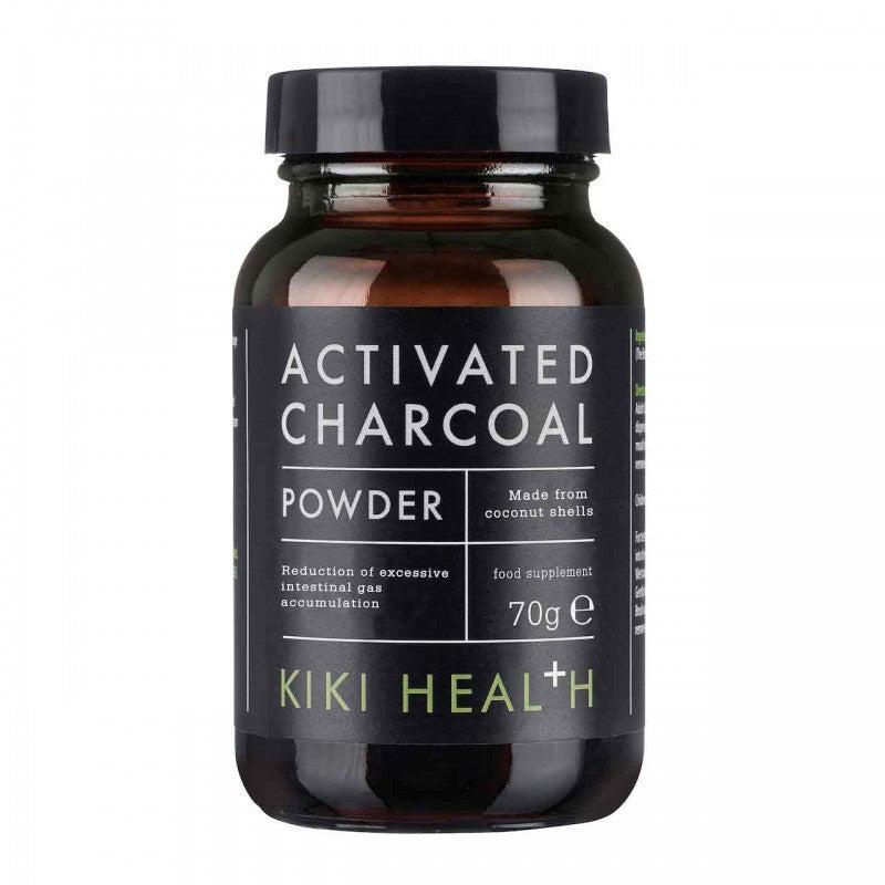 Kiki health Poudre de charbon actif