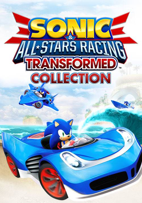 SEGA Jeu PC Sonic & All-Stars Racing Transformed Collection