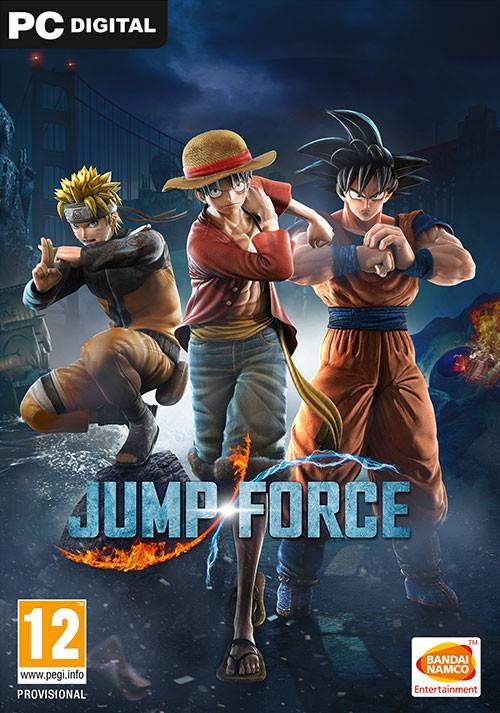 BANDAI NAMCO Entertainment Jeu PC JUMP FORCE