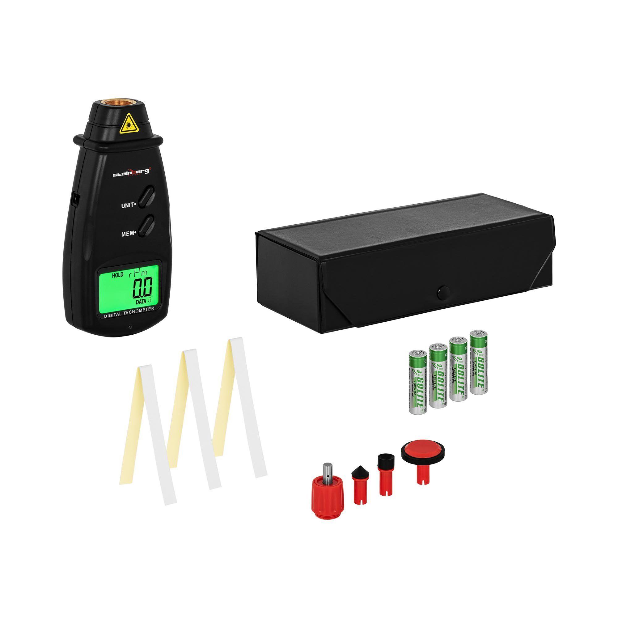 Steinberg Systems Tachymètre numérique SBS-DT-999
