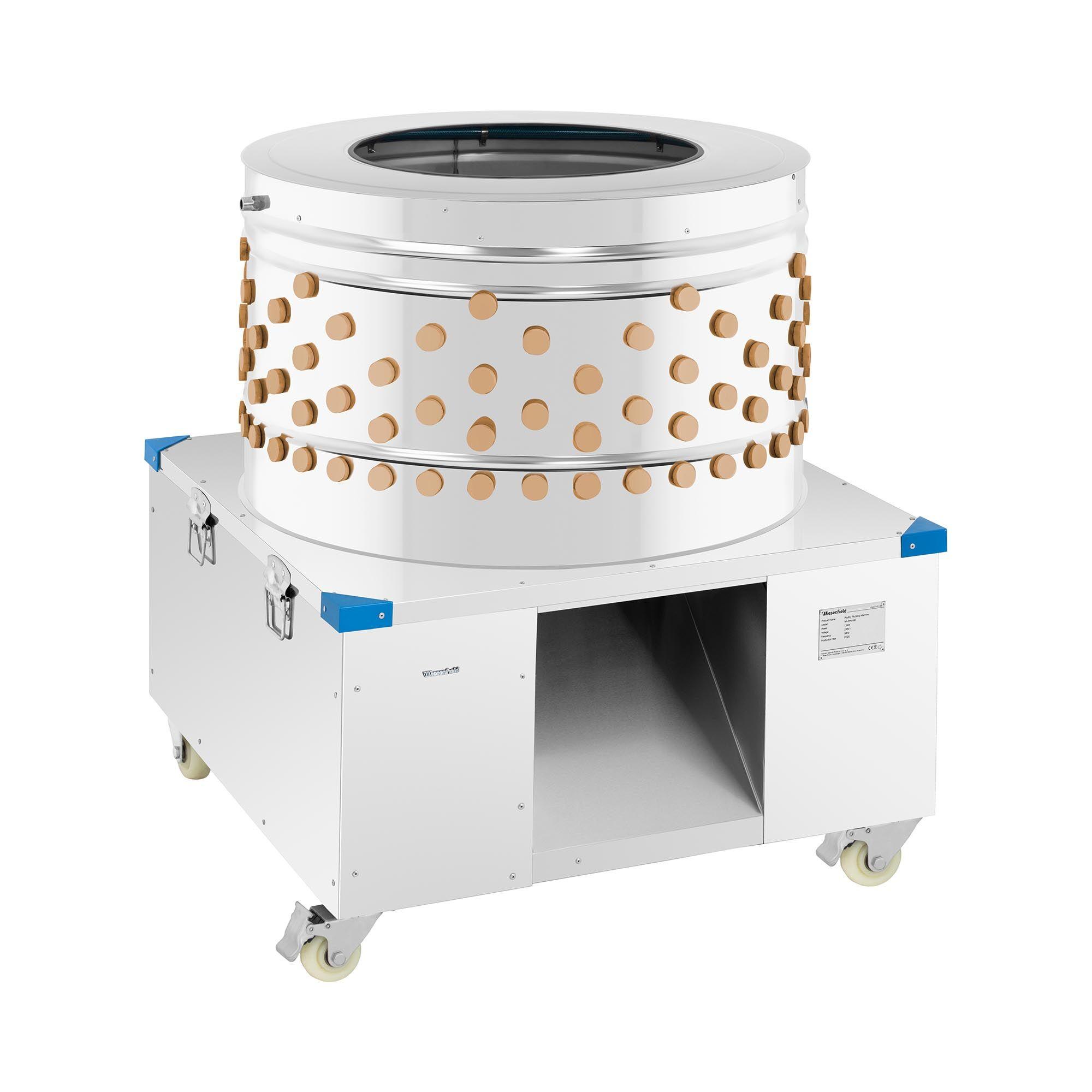 Wiesenfield Plumeuse - 2 200 W - 900 kg/h