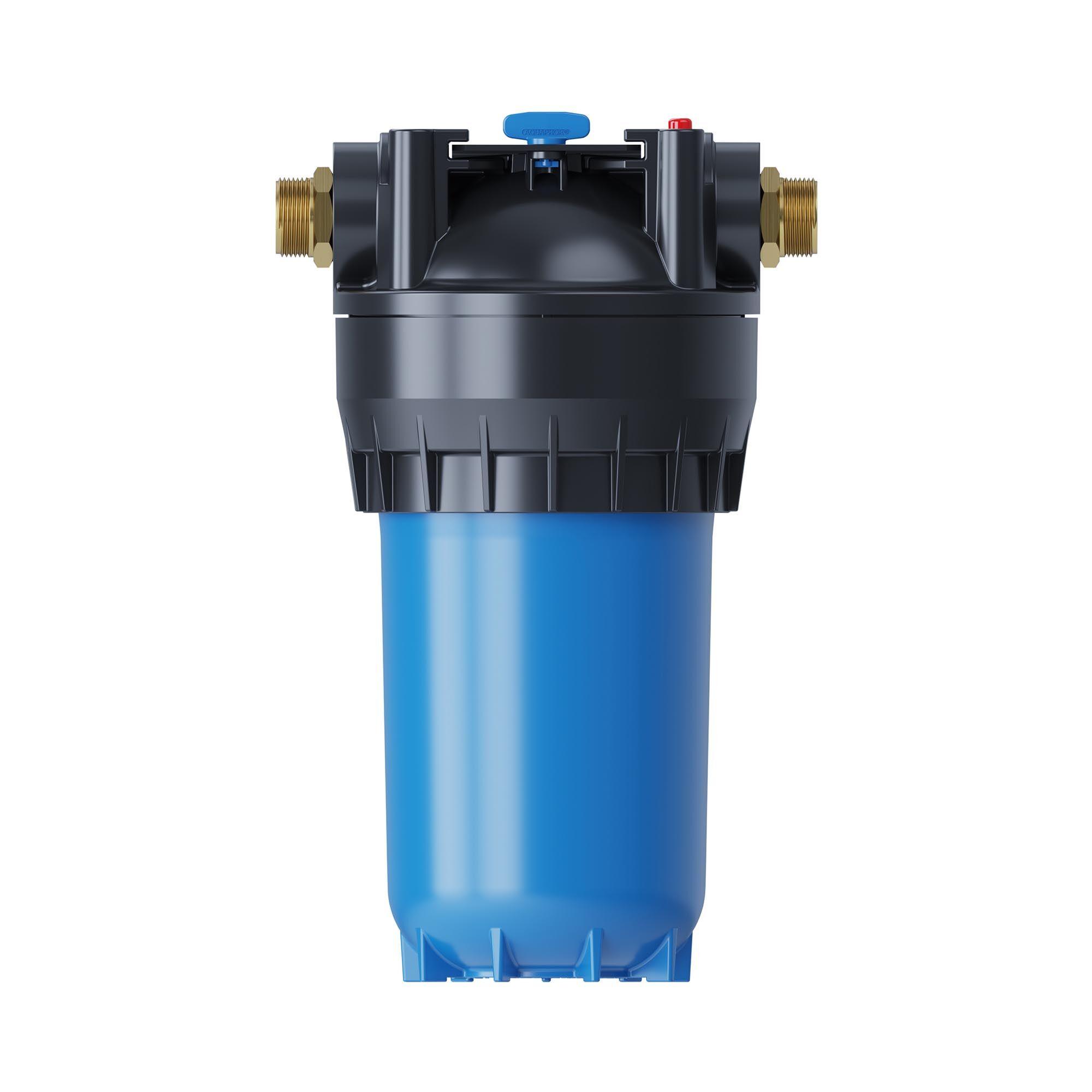 """Aquaphor Bocal pour filtre à eau Aquaphor - 10"""" (25,4 cm) - Avec filtre à charbon actif GROSS 10"""""""