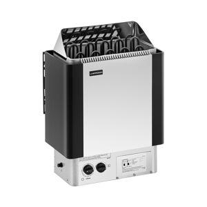 Uniprodo Poêle pour sauna - 9 kW - 30 à 110 °C - Unité de commande comprise UNI_SAUNA_S9.0KW - Publicité