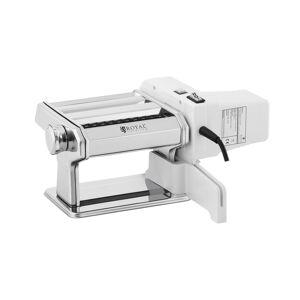 Royal Catering Machine à pâtes fraiches - 14 cm - 0,5 à 3 mm - Manuelle ou électrique RC-PM1Q - Publicité