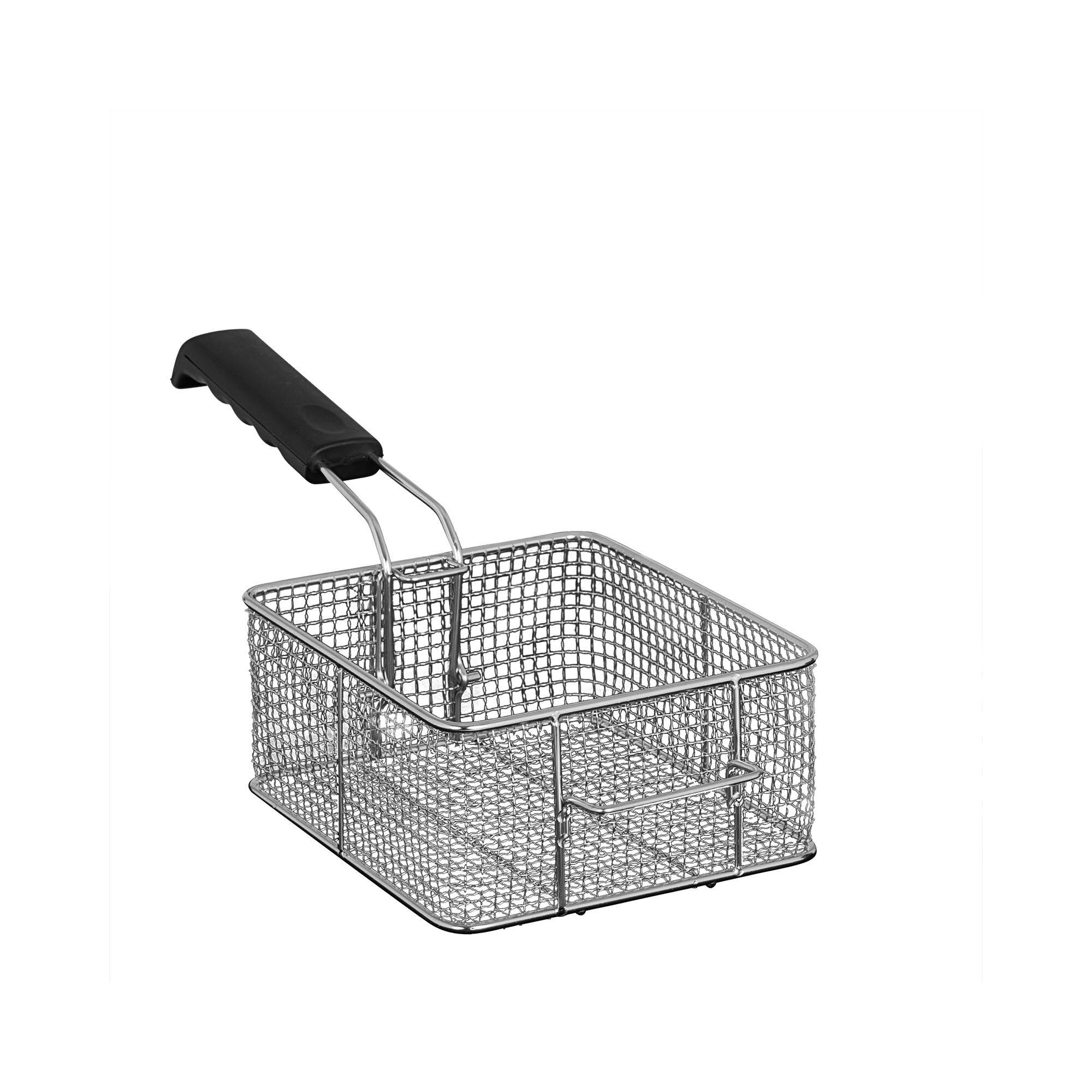 Royal Catering Panier de friteuse - 10 litres RCEF-10 all models / Fryer Basket + handle / Korb + Griff / 50835 + 50078