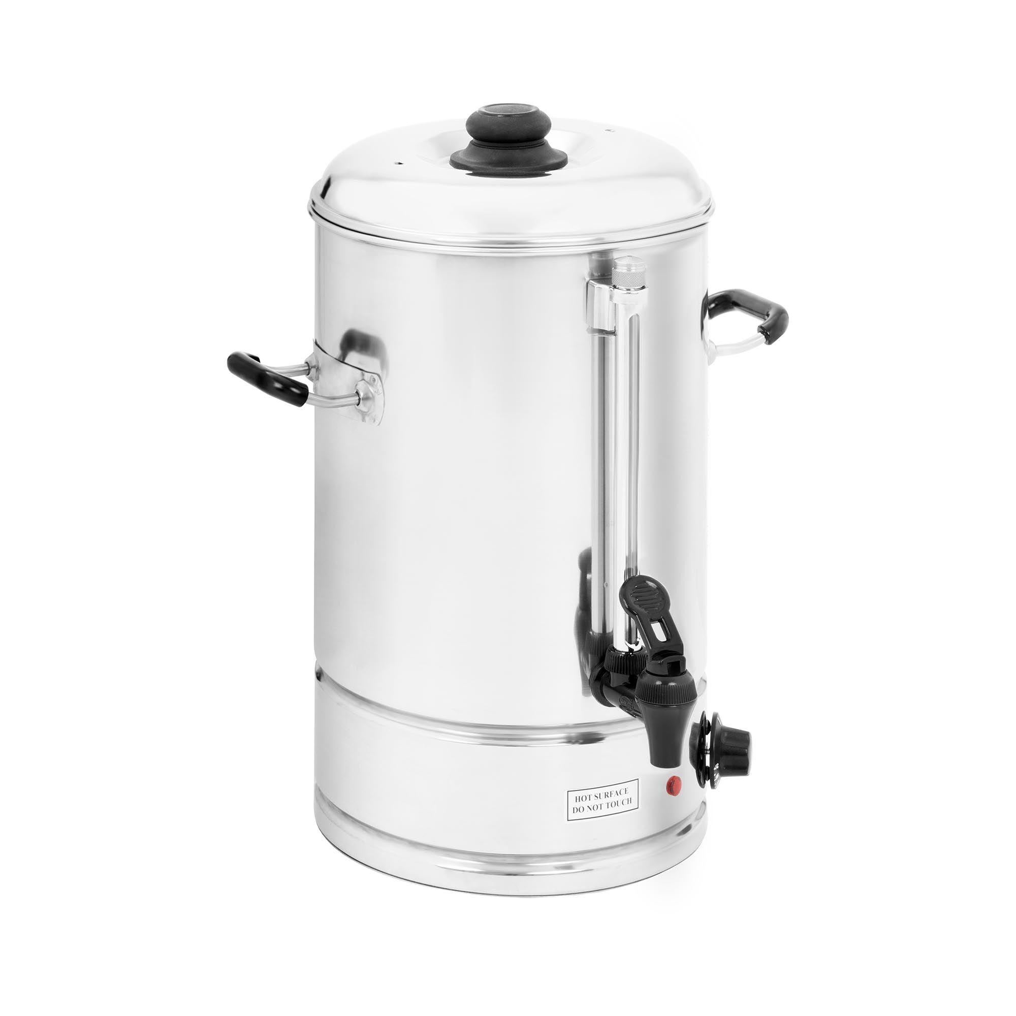 Royal Catering Distributeur d'eau chaude - 10 litres RCWK -10L