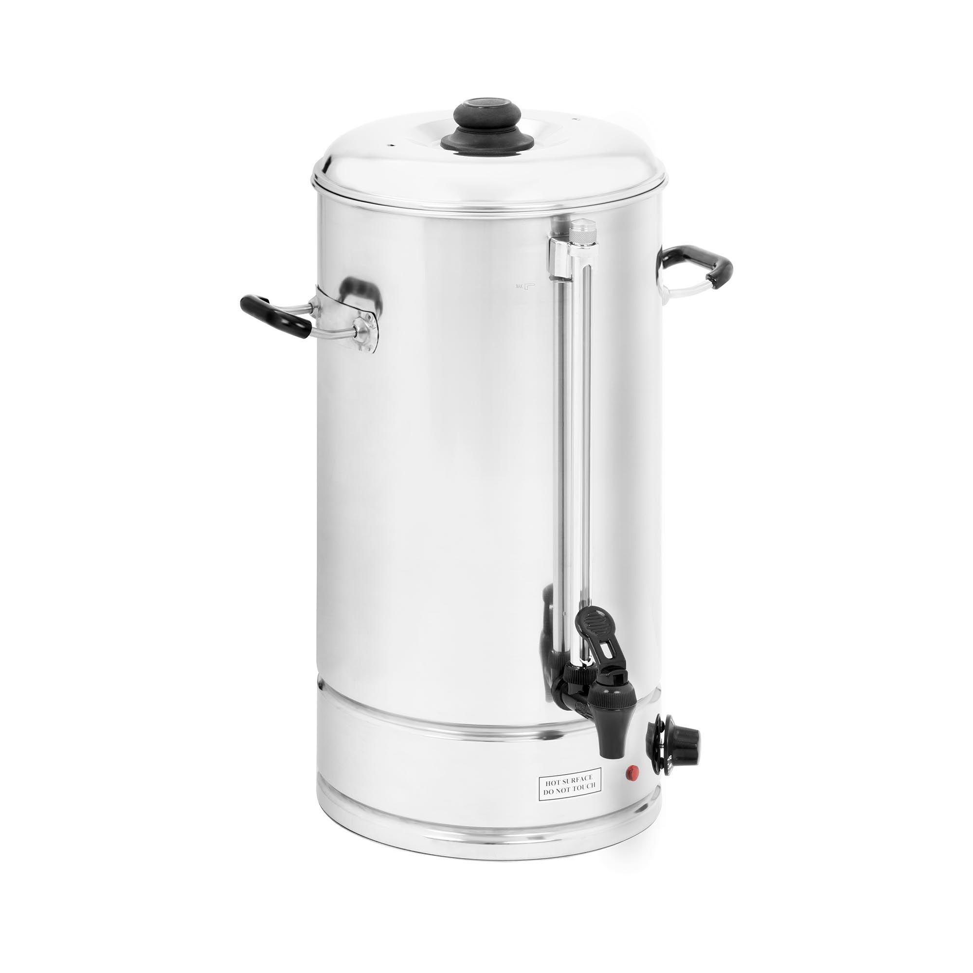 Royal Catering Distributeur d'eau chaude - 20 litres RCWK 20L.