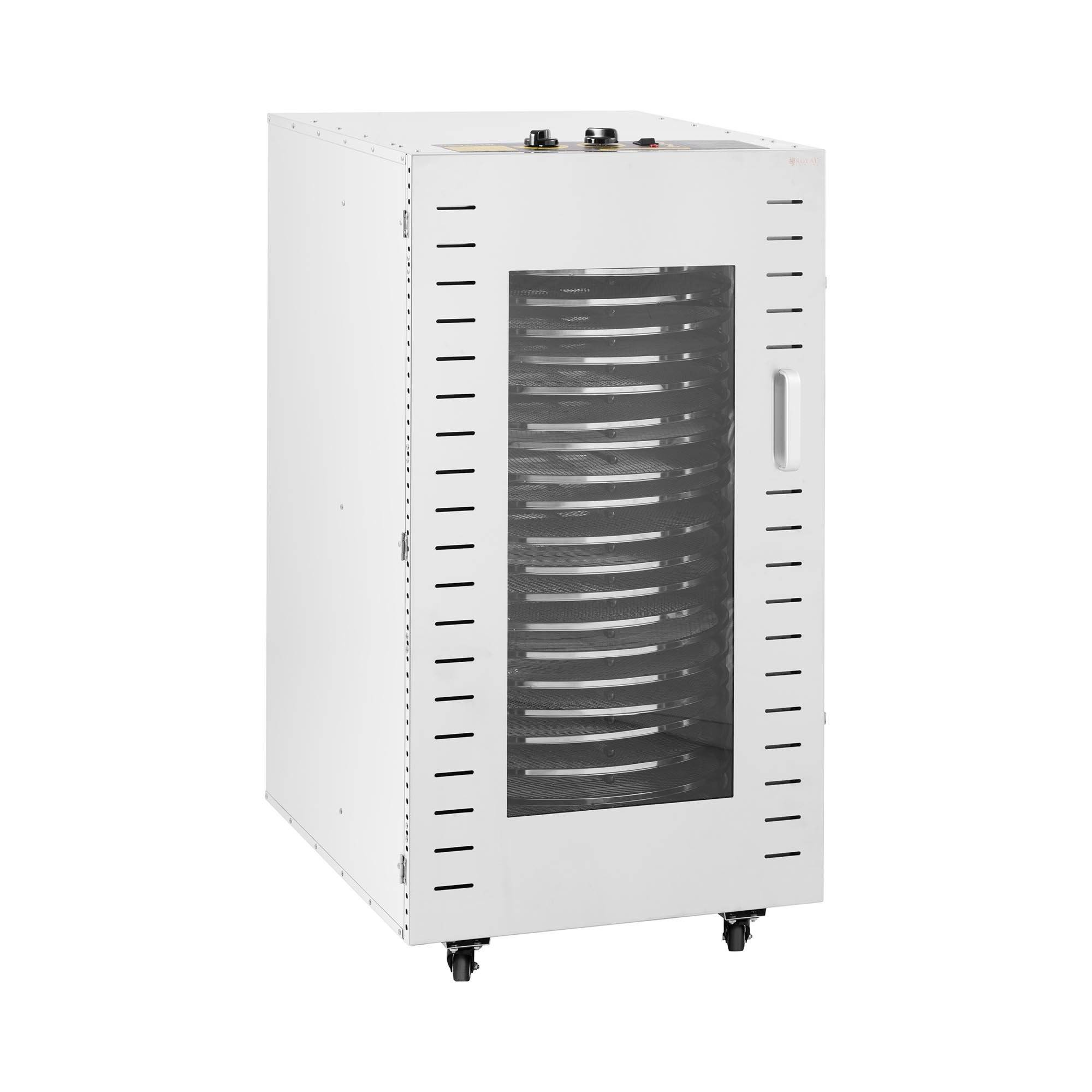 Royal Catering Déshydrateur alimentaire - 3 070 W - Royal Catering - 22 étages RCDA-297S