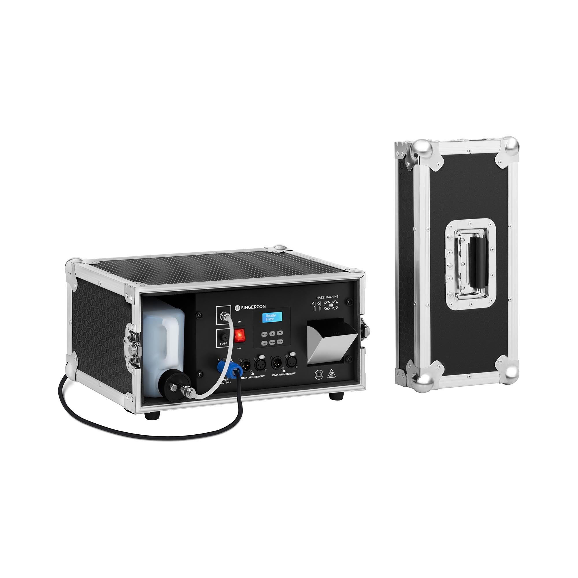 Singercon Machine à fumée - 1 100 W - 99 m³/min CON.HM-1100