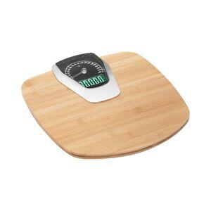 Steinberg Basic Pèse-personne électronique - Fini bambou - 180 kg SBS-PS-180A - Publicité
