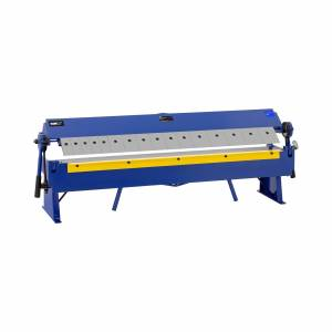 MSW Plieuse manuelle - 1 220 mm - 0 à 135° MSW-PBR-1220 - Publicité