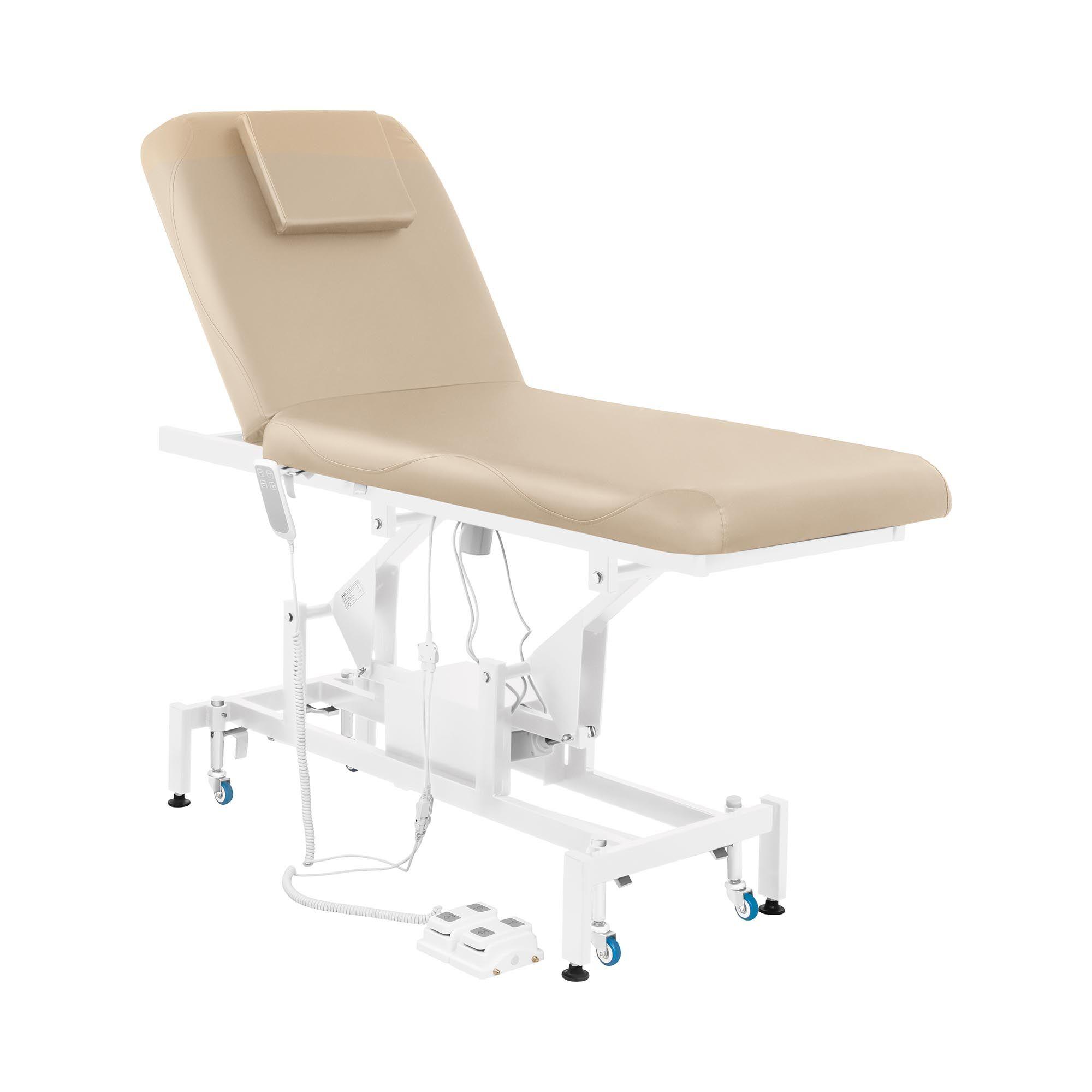 physa Table de massage PHYSA LYON BEIGE - électrique