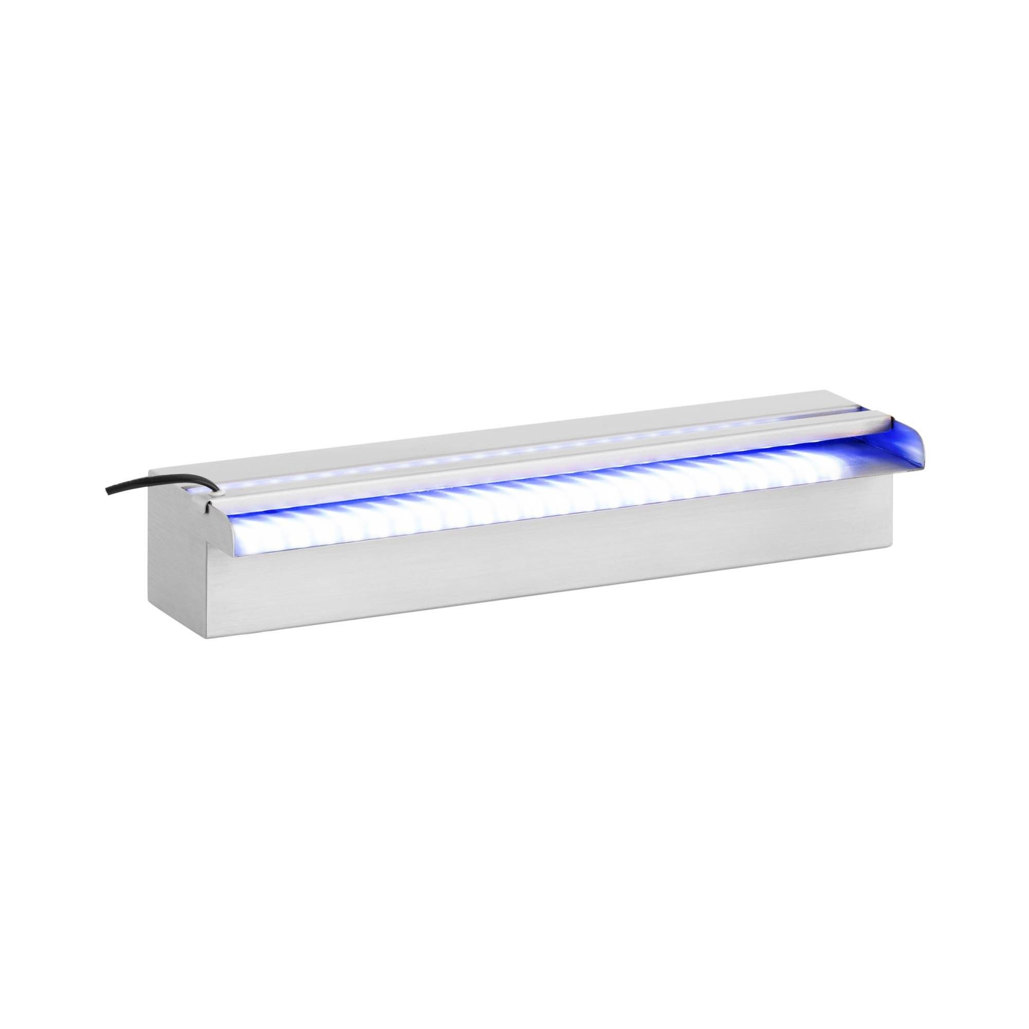 Uniprodo Fontaine piscine - 45 cm - Éclairage LED UNI_WATER_08