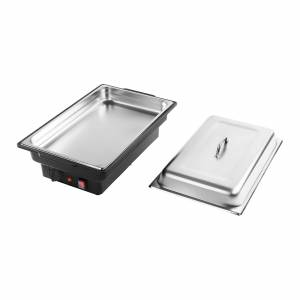Royal Catering Chafing dish - 900 W - Bac GN 1/1 - 65 mm RCCD-1/1-65-KS-E - Publicité