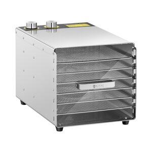 Royal Catering Déshydrateur alimentaire - 500 W - 6 étages RCDA-500/23S - Publicité