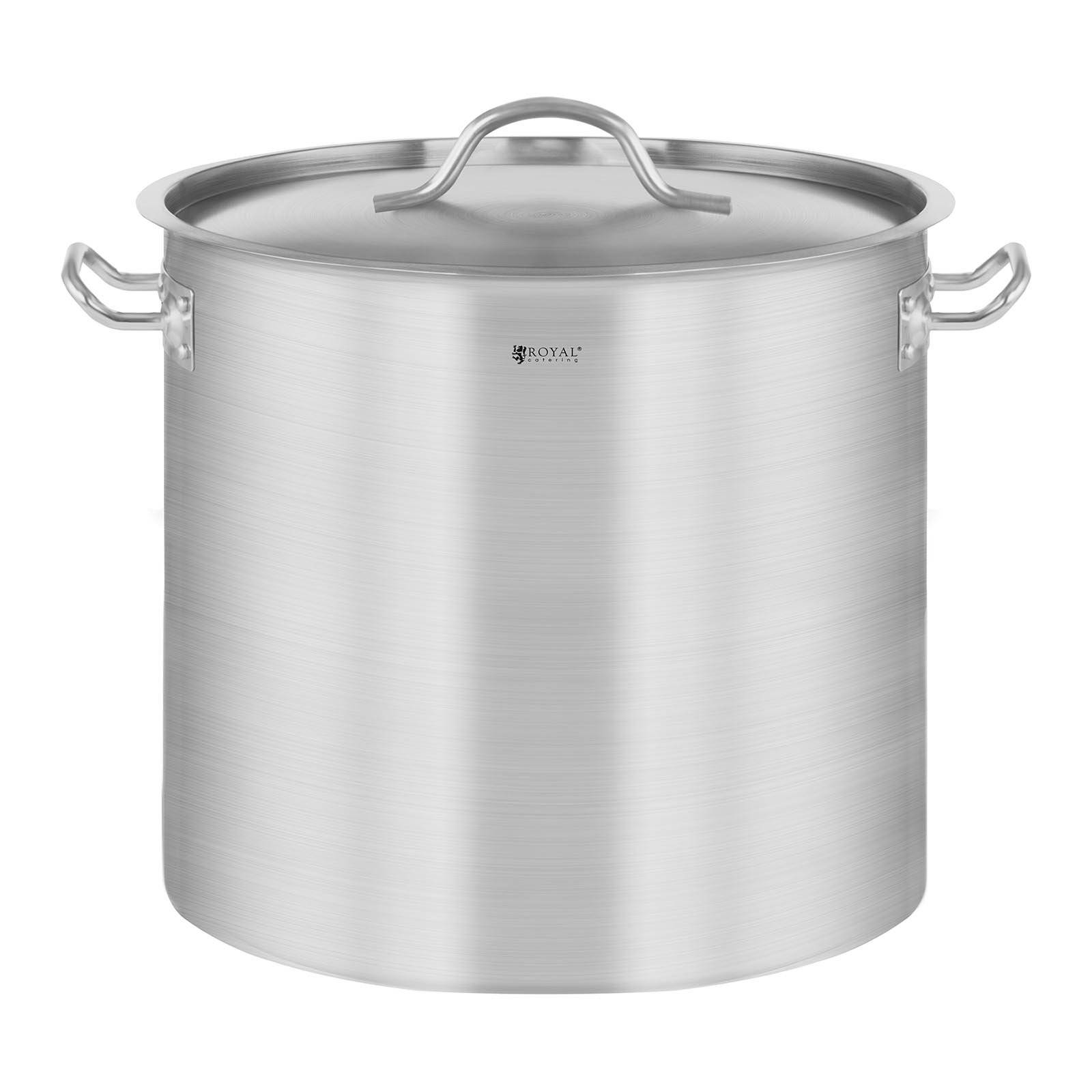 Royal Catering Casserole à induction - 25 L